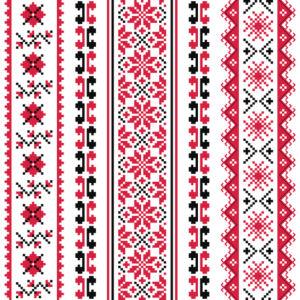 Авто вышиванка украинская (embroidery_67)