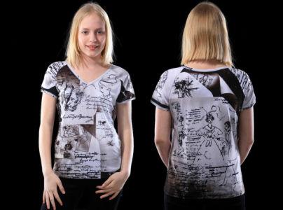 футболка пушкин (art-t-shirt52)