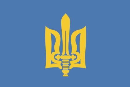 флаг оун упа (flag-00032)