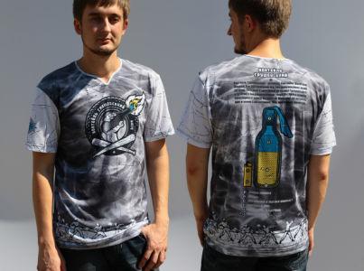 ФУТБОЛКА коктейль грушевский (patriot-t-shirt_006)