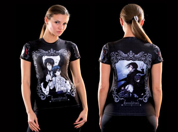 футболка аниме (art-t-shirt87)