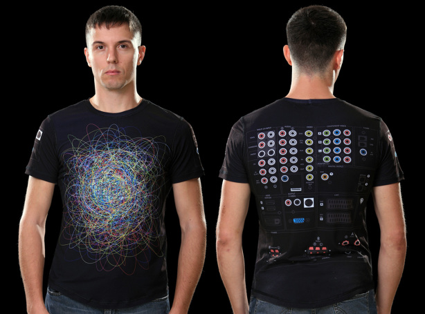 футболка диджей (art-t-shirt49)