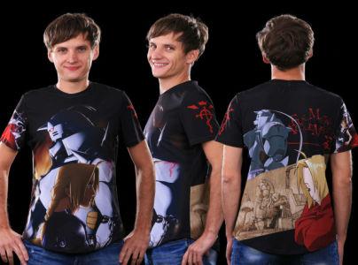 футболка аниме (art-t-shirt19)