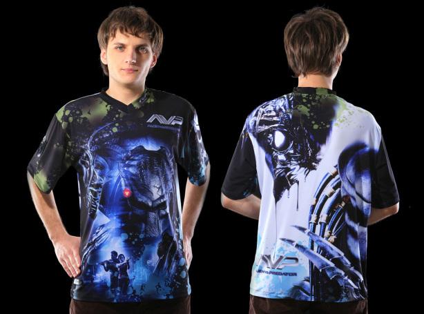 футболка чужой против хищника (art-t-shirt17)