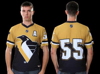 футболка питсбург пингвинс (art-t-shirt36)