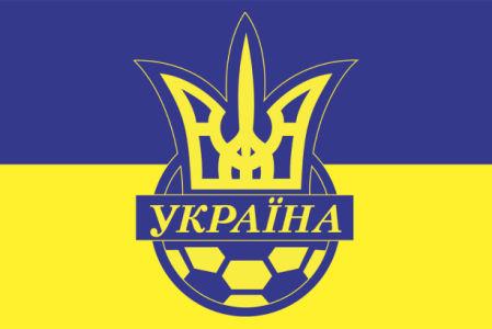 флаг Федерация Футбола украины (football-00001)