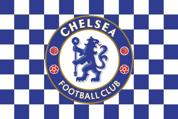 флаг FC Chelsea (football-00019)