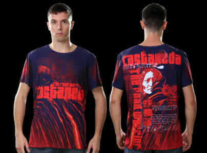 футболка карлос кастанеда (art-t-shirt46)
