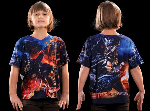 футболка трансформеры (art-t-shirt67)