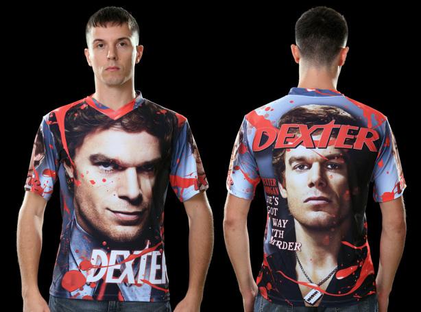футболка декстер (art-t-shirt48)