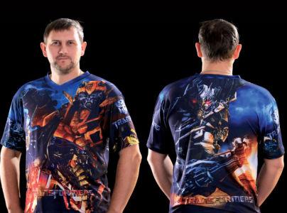 футболка трансформеры (art-t-shirt64)