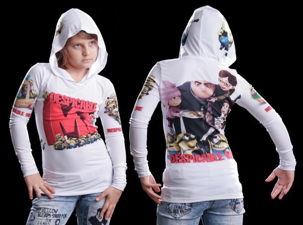 кенгурушка аниме (art-t-shirt57)