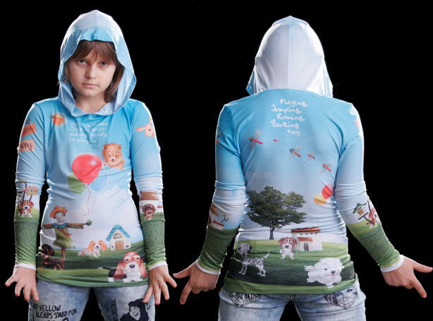 кенгурушка аниме (art-t-shirt54)