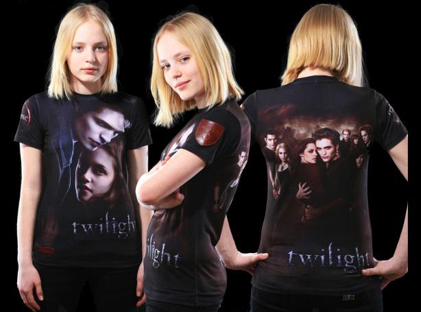 футболка сумерки сага (art-t-shirt38)