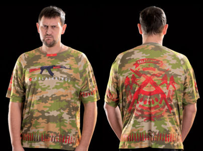 футболка калашников (art-t-shirt81)
