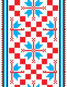 Авто вышиванка арнамент (embroidery_10)