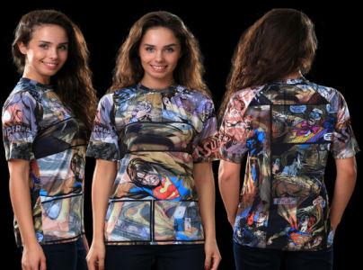 футболка комикс (art-t-shirt42)