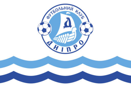 флаг ФК ДНЕПР (football-00010)