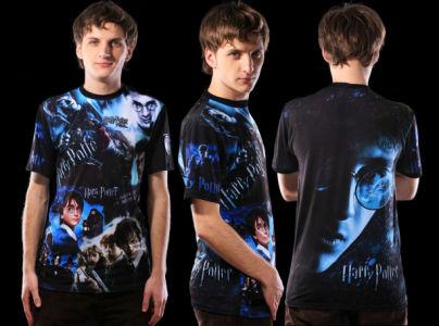 футболка гари потер (art-t-shirt14)