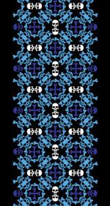 Автовышиванка смерть врагам (embroidery_39)