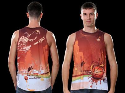 майка баскетбол (art-t-shirt44)
