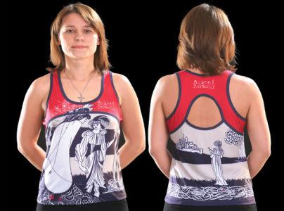 майка бердслей (art-t-shirt74)