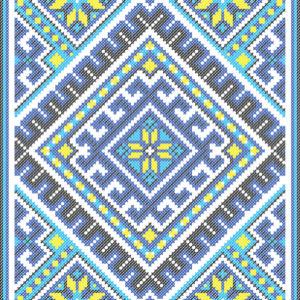 Авто вышиванка украинская (embroidery_74)