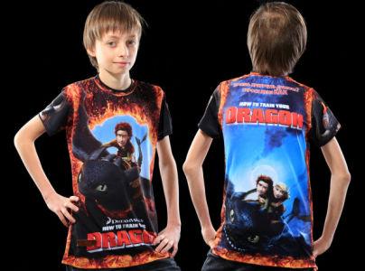 футболка дракон (art-t-shirt58)