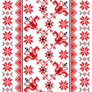 Авто вышиванка украинская (embroidery_72)