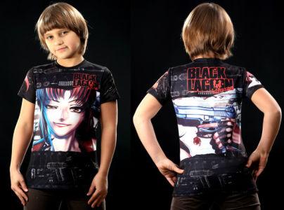 футболка аниме (art-t-shirt61)