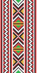Авто вышиванка арнамент (embroidery_13)