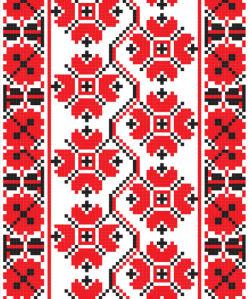 Авто вышиванка растительная (embroidery_14)