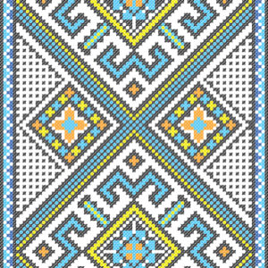 Авто вышиванка украинская (embroidery_75)