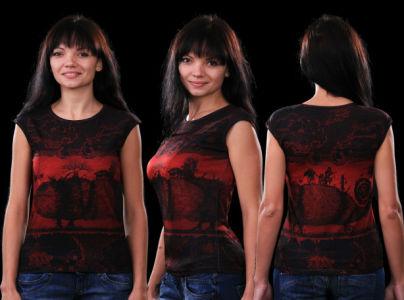 футболка аниме (art-t-shirt33)