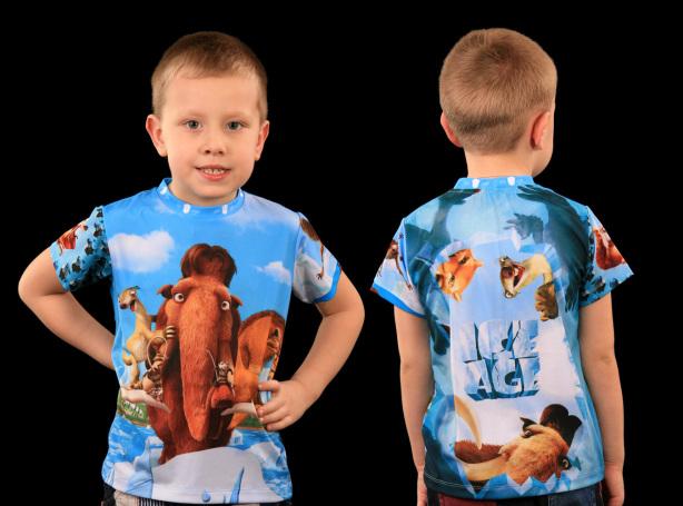 футболка аниме (art-t-shirt72)