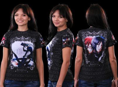 футболка аниме (art-t-shirt27)