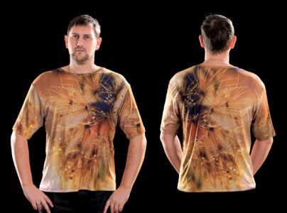 футболка одуванчик (art-t-shirt76)