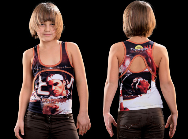 майка роджер федерер (art-t-shirt70)