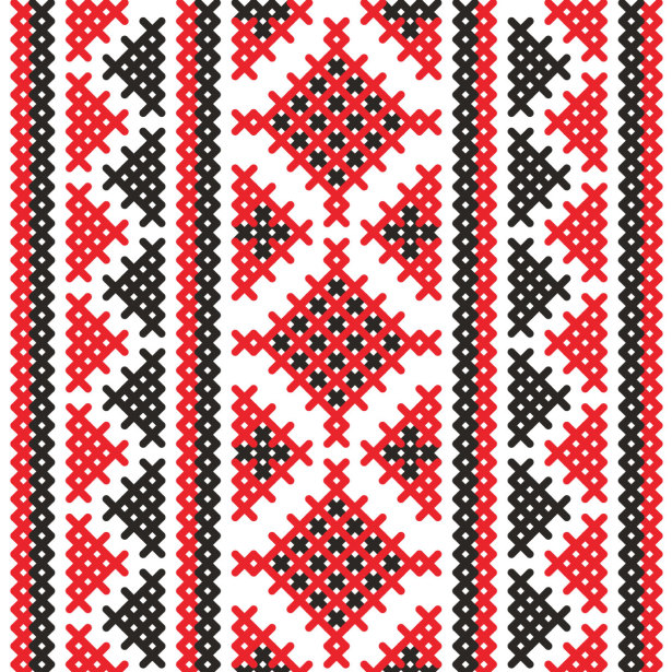 Вышиванка на авто ромб (embroidery_2)