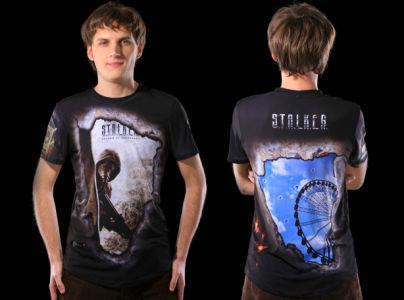 футболка сталкер (art-t-shirt39)