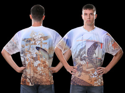 футболка китаро (art-t-shirt50)