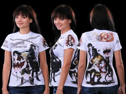 футболка сердца пандоры (art-t-shirt26)