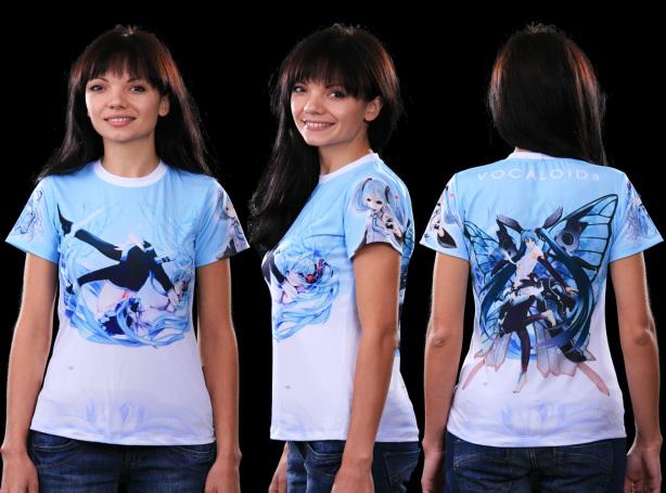футболка вакалоид (art-t-shirt29)