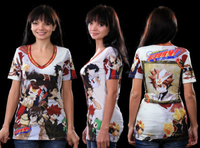 футболка аниме (art-t-shirt22)