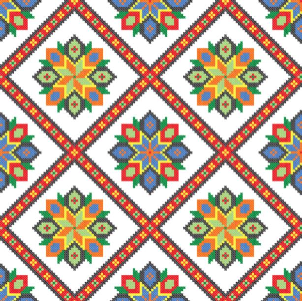 Авто вышиванка украинская (embroidery_80)