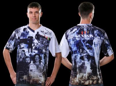 футболка дженезис (art-t-shirt45)