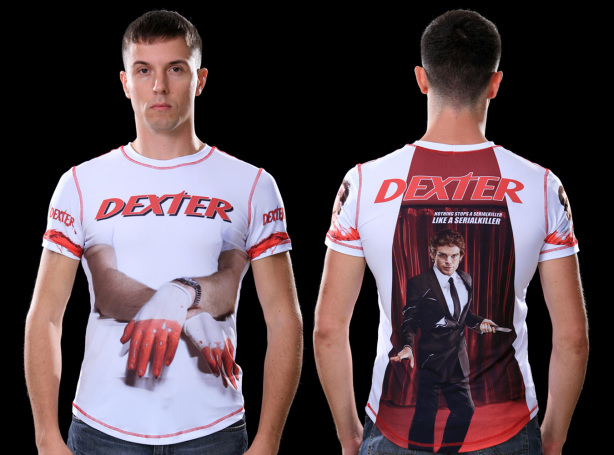 футболка декстер (art-t-shirt51)
