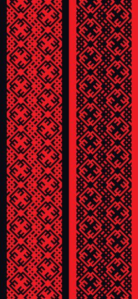 Автовышиванка красное и черное (embroidery_35)