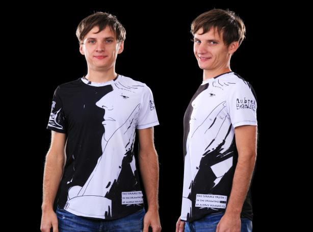 футболка бердслей (art-t-shirt11)