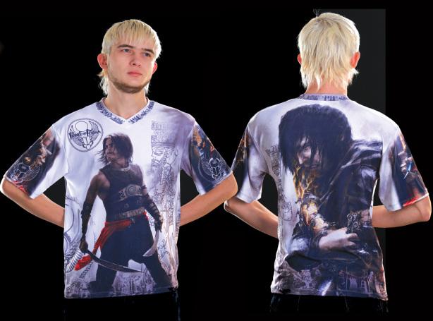 футболка асасин (art-t-shirt13)